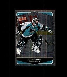 1999-00 Ultimate Victory #73 Steve Shields SAN JOSE SHARKS