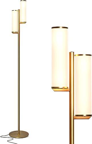 Brightech Gemini Modern Floor Lamp
