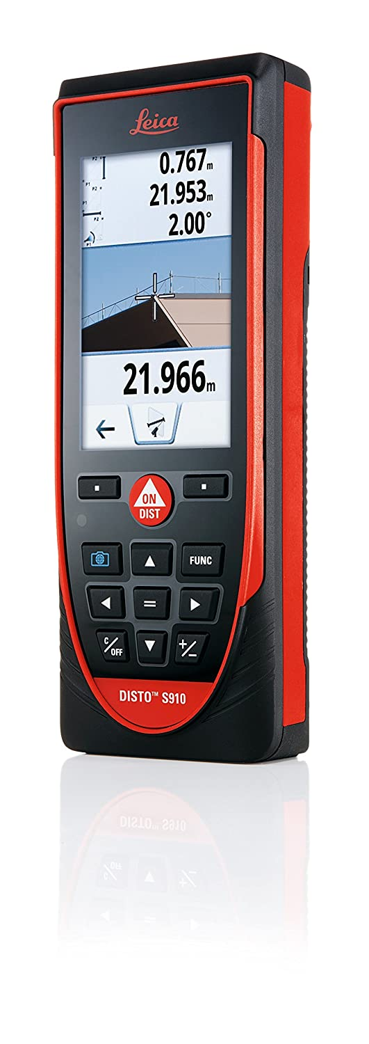 Leica Disto S910 Laser Measure with Bluetooth Smart Connectivity by Leica [並行輸入品] B06XW4BL1G