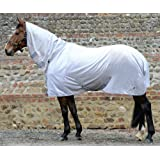 Masta Basic Fly Rug Value Insect Protection Integrated Neck Cross Surcingles