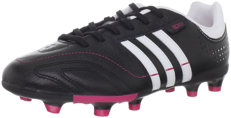 Adidas 11nova Trx Fg Scarpe da calcio, nero corsa Bianco