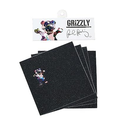 Amazon.com: Grizzly p-rod – Firma Griptape 4 plazas ...