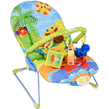 5cac302a1076 Amazon.com   Costzon Baby Rocker Chair