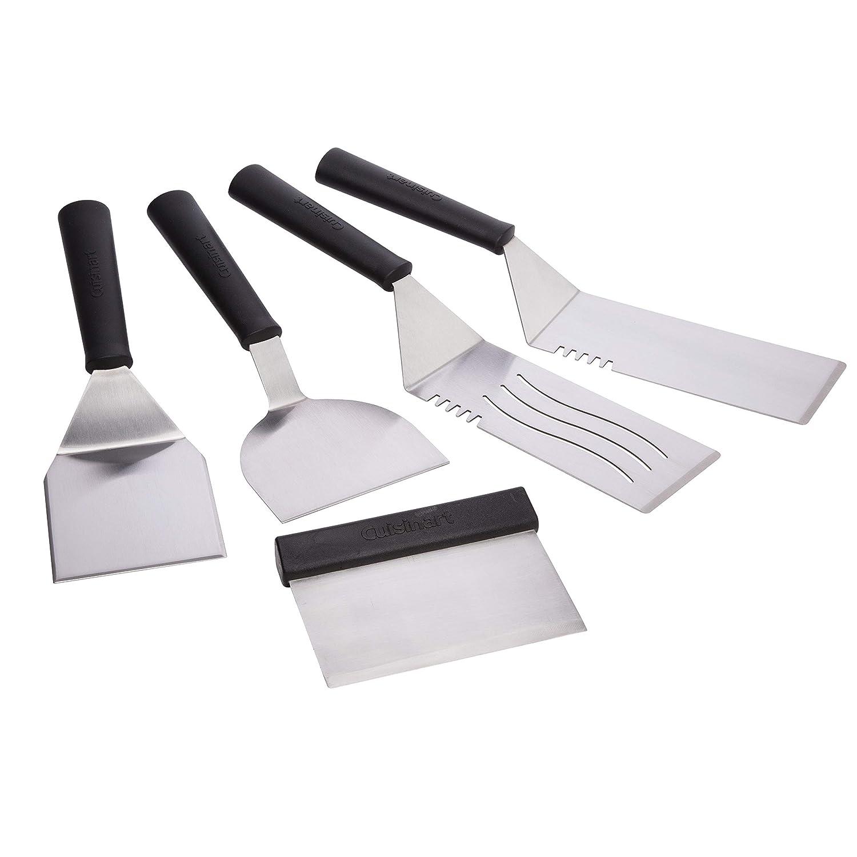 Cuisinart CGS-509 Spatula Set 5-Piece Stainless Steel