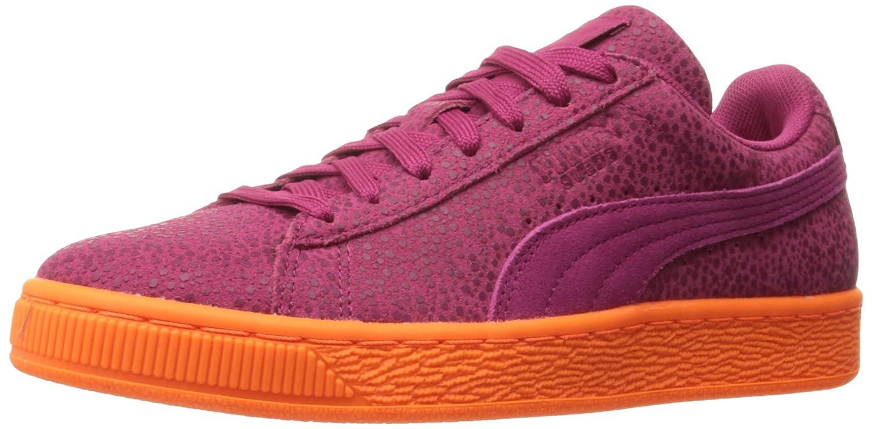 PUMA Suede Classic Culture Surf Fashion Sneaker B01M18WL1A 5 M US Vivacious-orange Clo