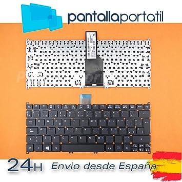 Desconocido Teclado español para Acer Aspire S3 MS2346 Desde Madrid OEM: Amazon.es: Electrónica
