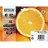Epson C13T33574011 Inchiostro, Multicolore
