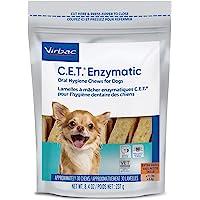 Virbac C.E.T. Enzymatic Oral Hygiene Chews for Dogs