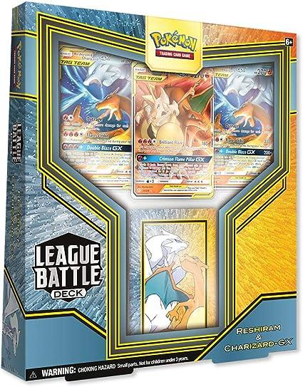 Pokemon Reshiram /& Charizard GX League Battle Deck Sealed New