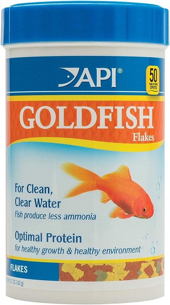 API Peces Flakes Pescado Alimentos