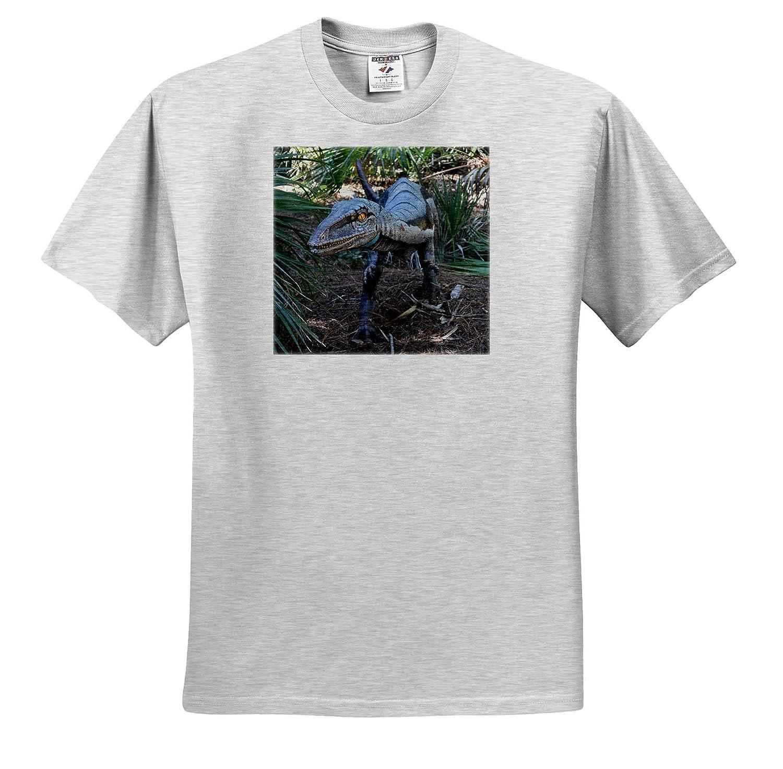 T-Shirts Small carnivourous Dino Dinosaur 3dRose Susans Zoo Crew Animal