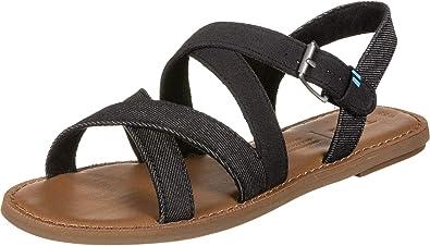 Sicily Sandals Black