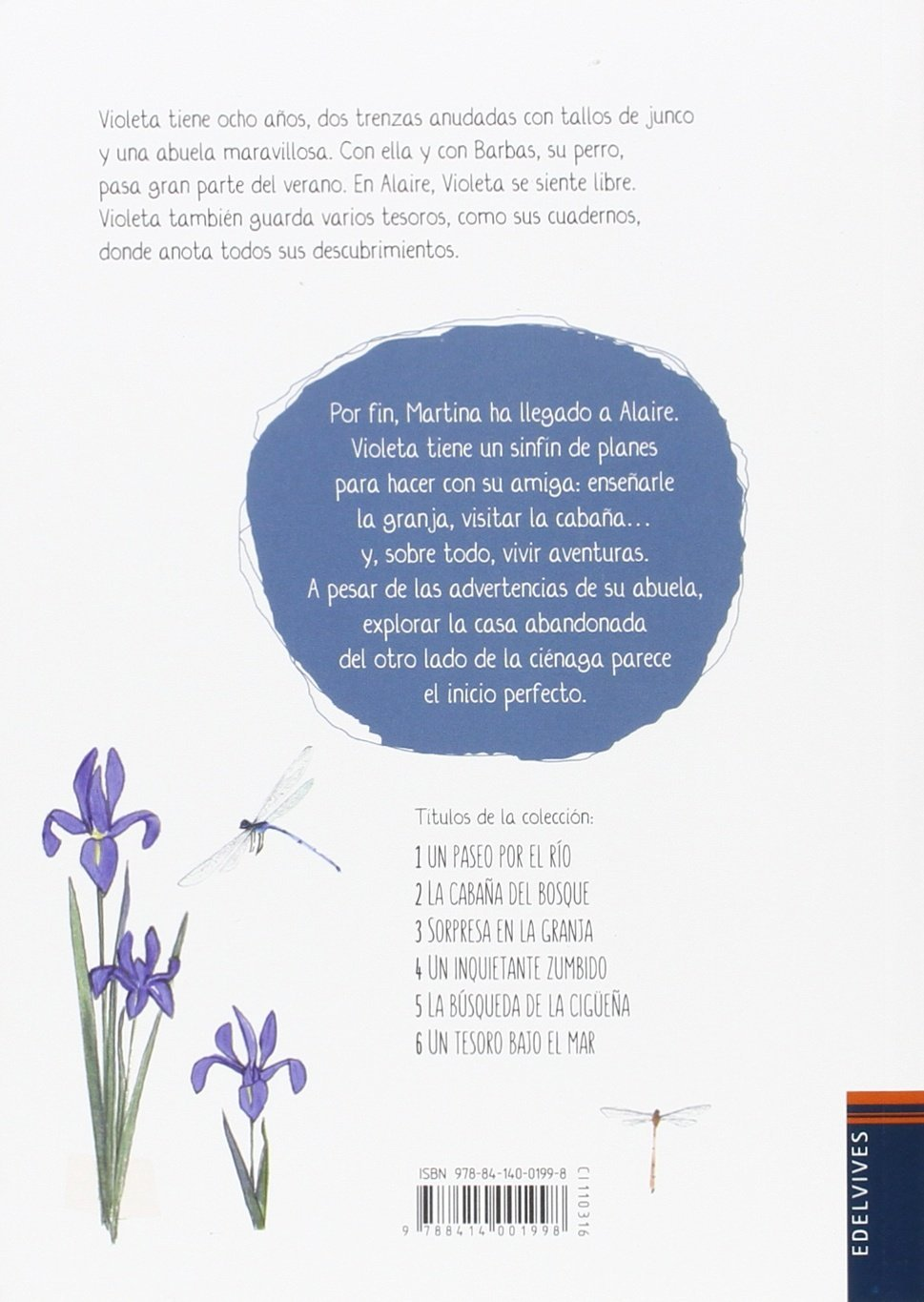 Los cuadernos de Violeta. Un inquietante zumbido (Spanish Edition): Pepe Maestro, Edelvives, Merce López: 9788414001998: Amazon.com: Books