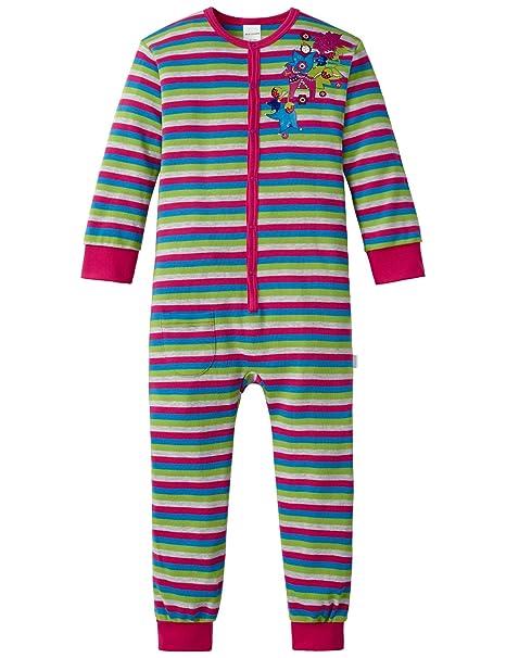 Schiesser Overall-Pijama de dos piezas Niños, multicolor (multicolor 1 904) 2