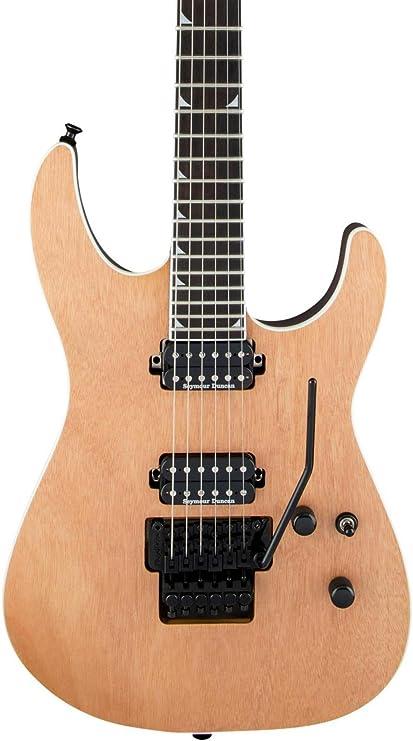 c31a0e596cd Amazon.com  Jackson SL2 Pro Series Soloist - Natural Mahogany ...