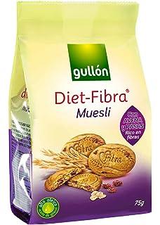 Galletas diet - Fibra muesli gullón bolsa 75g