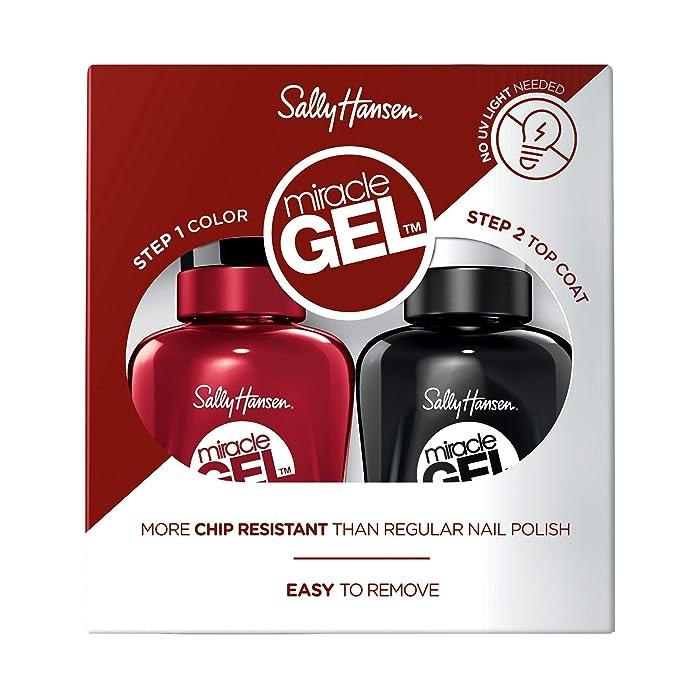 The Best Sally Hansen Miracle Gel Nail Polish Kit
