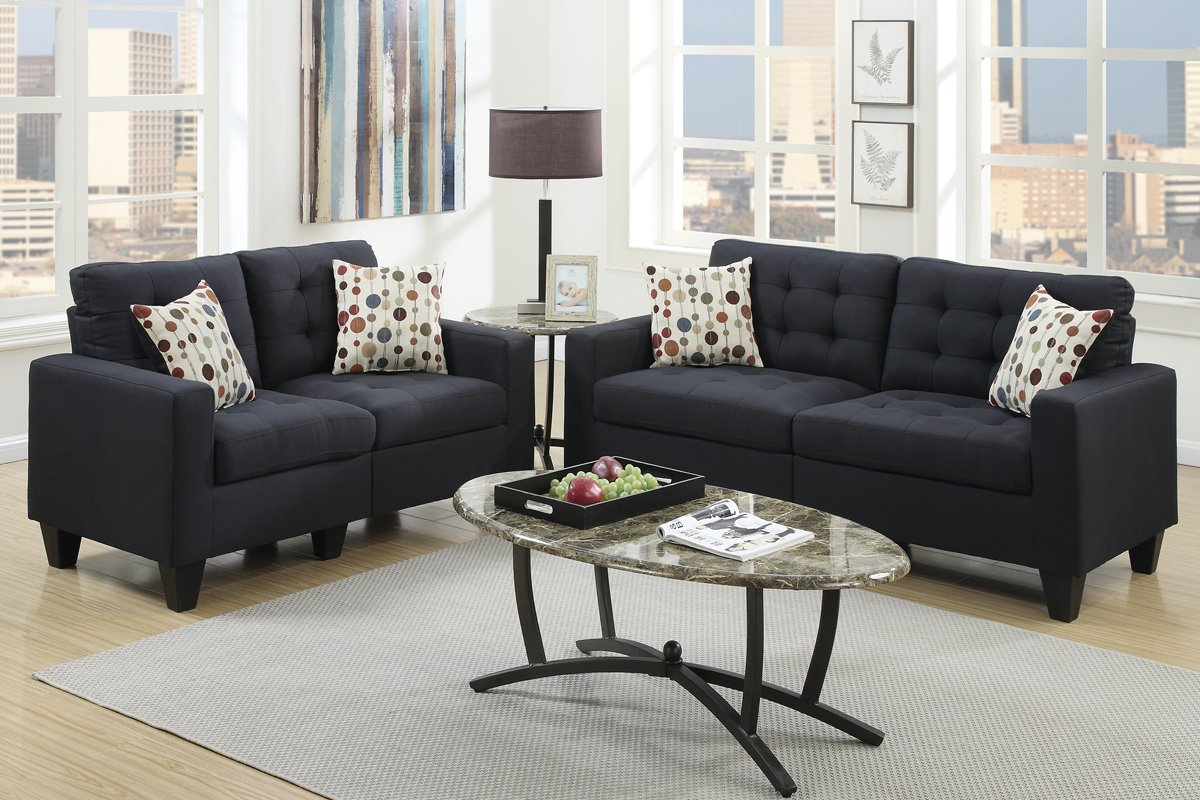 amazon com furniture living room living room furniture sets sofa and loveseat sets 15979