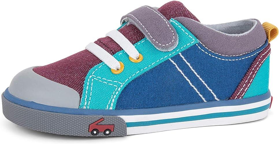 See Kai Run Kids' Tanner Sneaker, 4I M