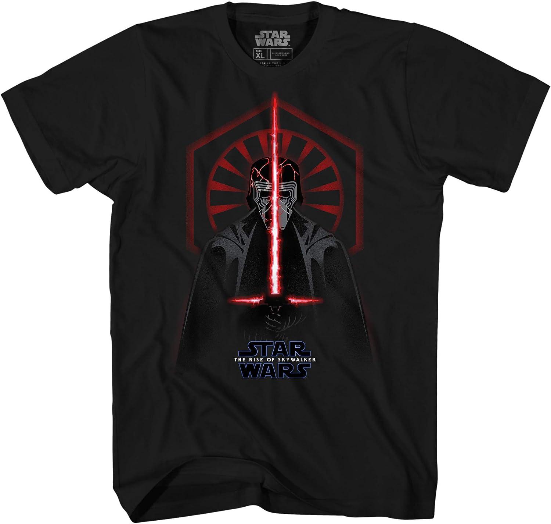 Star Wars Episode Ix Rise Of Skywalker Kylo Ren Glow T Shirt Amazon Com