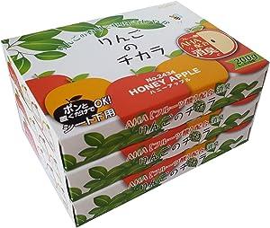Super Apple car air freshener 3 Packs, Honey Apple Scent, Refreshing and Sweet Fragrance, JDM Japan Best Air Freshener