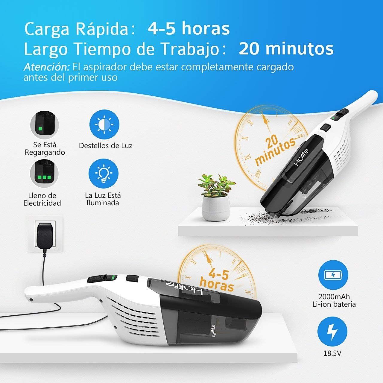 Holife Aspirador 203: Amazon.es: Hogar