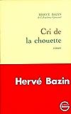 Cri de la chouette (Littérature Française)