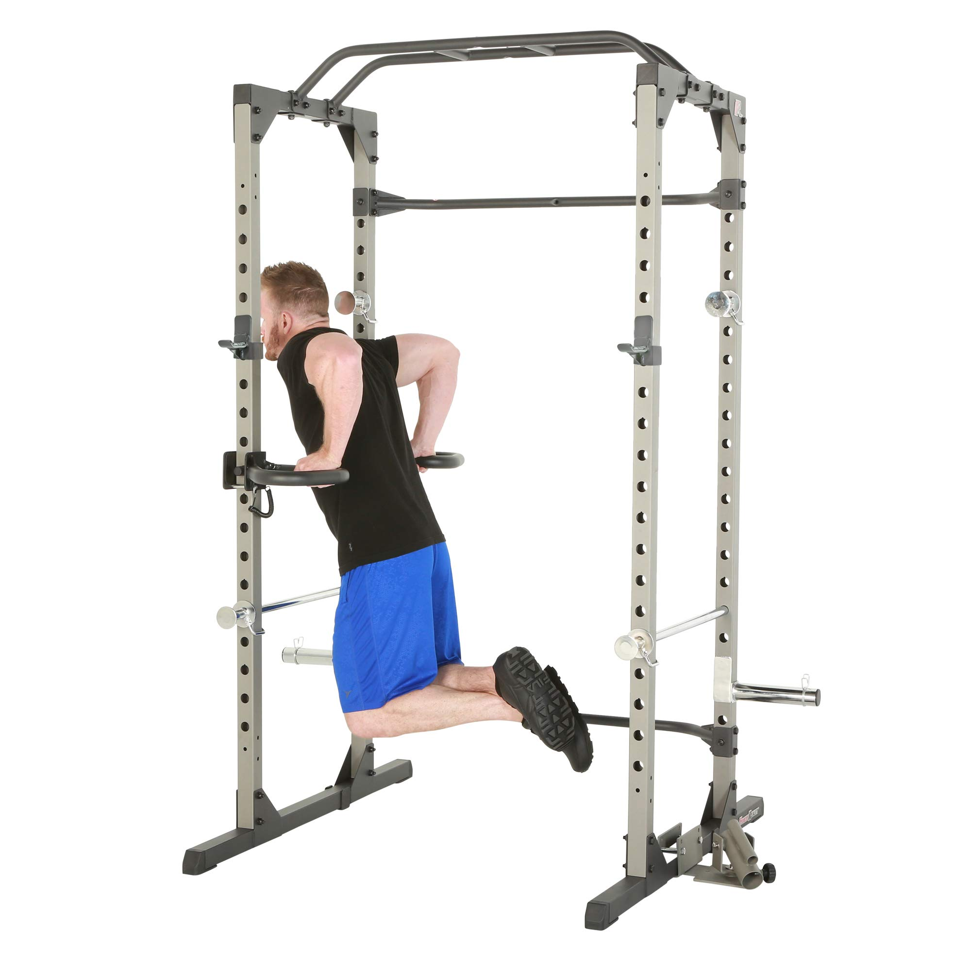 Fitness Reality 2819 Attachment Set for 2''x2'' Steel Tubing Power Cages by Fitness Reality (Image #11)