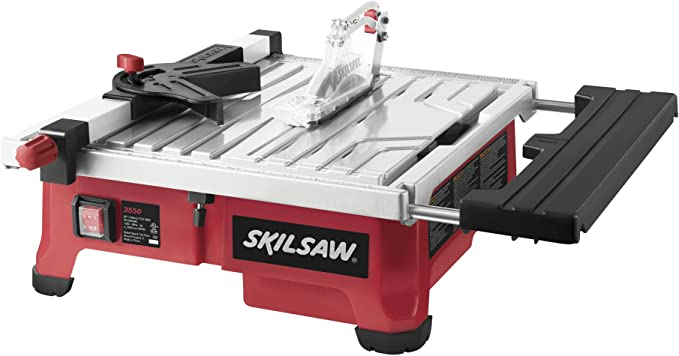 SKIL 3550-02 7-Inch Wet Tile Saw with HydroLock Water Containment System