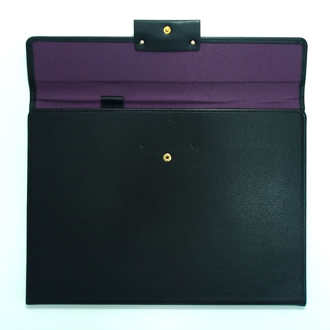 Grand Classy 8 Pockets File Holder with AHZOA Pencil (black) by Monopoly (Image #8)