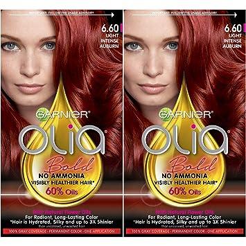 Garnier Tinte Garier Olia Permanente Para El Cabello 6 6 Beauty