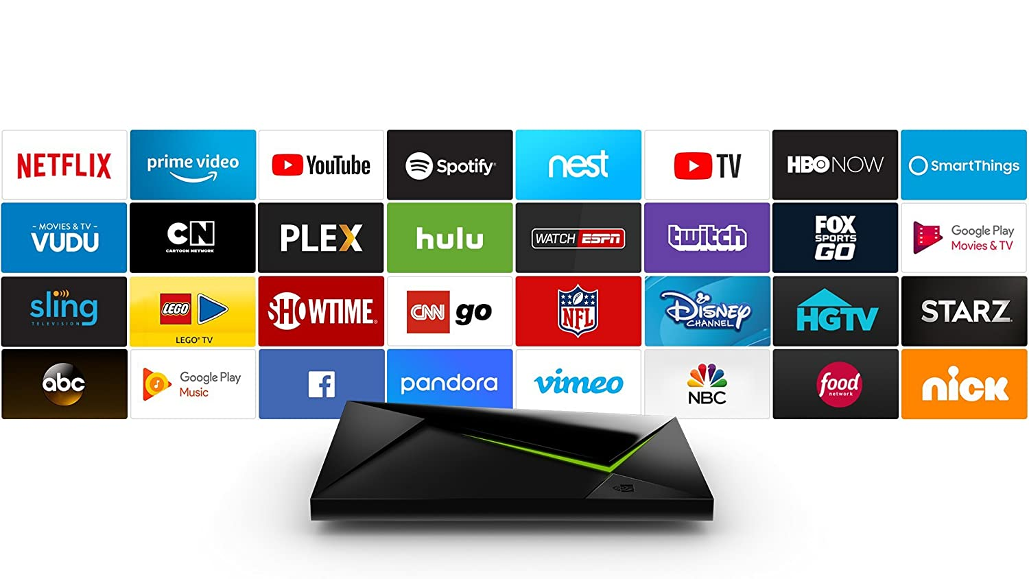 NVIDIA Shield TV 4K HDR Streaming Media Player