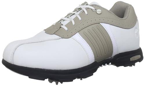 HiTec Milano Womens Golf Shoes  WhiteStone