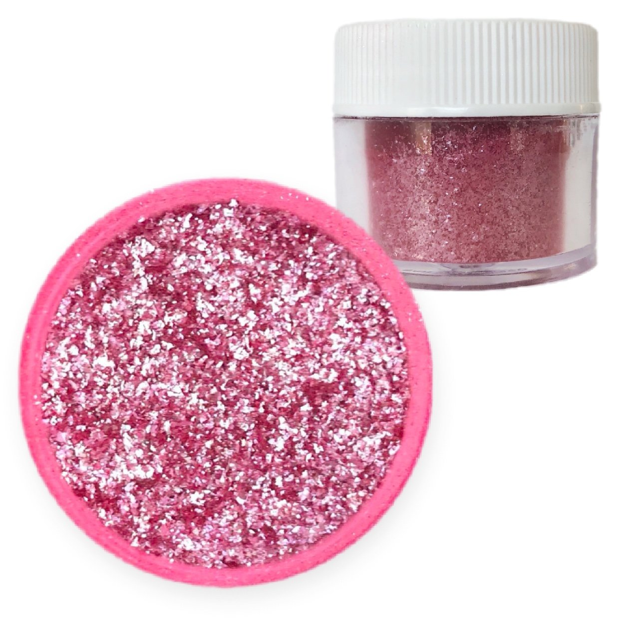 Bakell Red Food Grade Tinker Dust 4g Decorating Pearl Edible Glitter