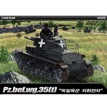 Amazon.com: Academy 13313 1/35 pz. bef. WG. 35 [T] alemán ...