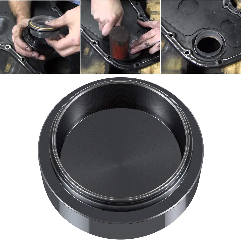 Front Cover Crankshaft Seal Installation Tool for 1989-Current Dodge Cummins 3.9L 5.9L 6.7L Alternative to OE 3824498 1338