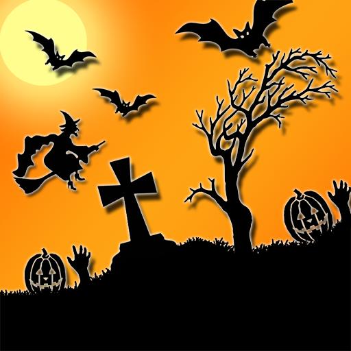 Halloween cemetery escape (Escape Halloween Costumes)