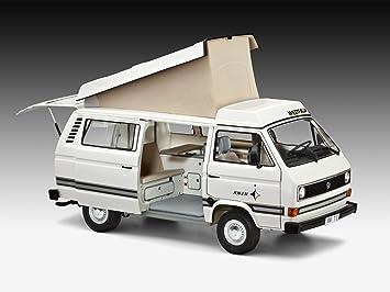 Revell Westfalia Joker Maqueta Volkswagen VW T3 Camper, escala 1:25 (07344), multicolor , color/modelo surtido: Amazon.es: Juguetes y juegos