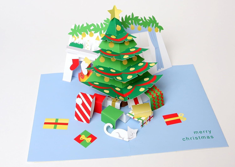 Amazon Robert Sabuda Holiday Room Boxed Pop Up Cards Office