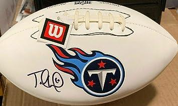 Tennessee Titans Team Logo Ball