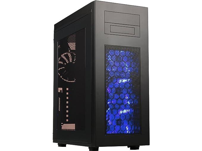 1 opinioni per Rosewill Rise Glow ATX torre completa custodia Gaming per PC