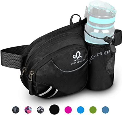 Id Rather Be Cooking Sport Waist Pack Fanny Pack Adjustable For Travel