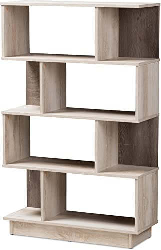 Baxton Studio Freren Bookcase