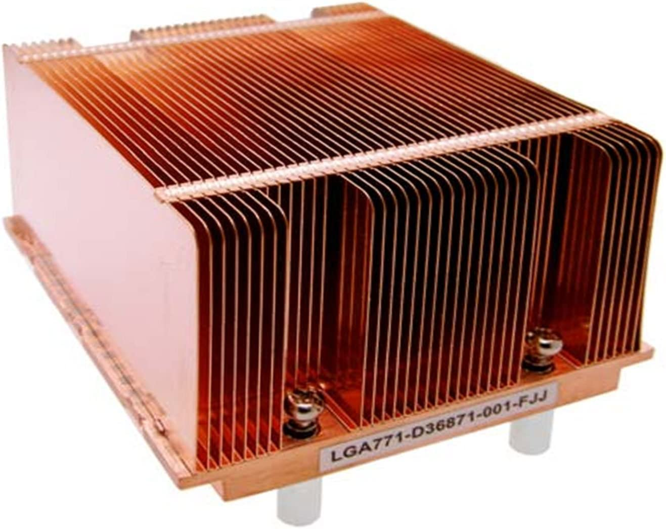 D36871-001 Original Intel Xeon 2U Passive Heatsink for Socket LGA771