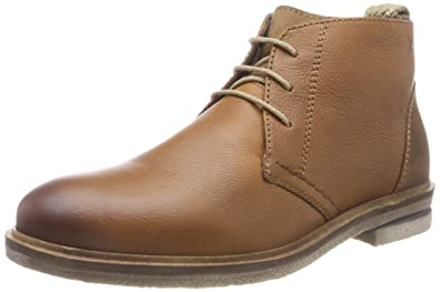 a2801c844784f Josef Seibel Stanley 02 Mens Leather Lace Up Chukka Ankle Boots 41 EU/9 D