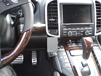 Brodit 854537 Proclip Halterung Schwarz Elektronik