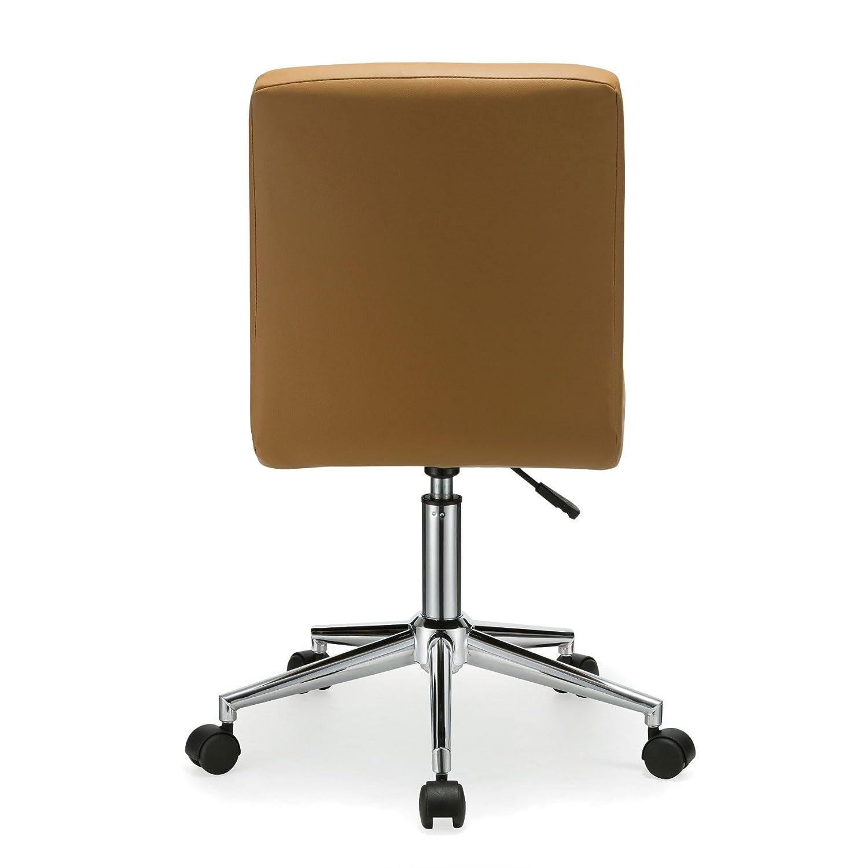 Amazon.com: Porthos Home Wren Office Chair, Black: Kitchen & Dining