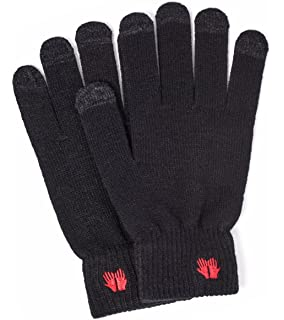 96e3a4a085 Warm Touch Screen Gloves - Soft Quality Material - Works on All Touchscreen  Devices