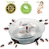 Roach Traps, Roach Killer, Cockroach Trap, Cockroach Killer, Reusable, Safe for kids and pets, Eco-Friendly