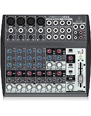 Behringer XENYX 1202 1202 Behringer XENYX 1202 Premium 12-Input 2-Bus Mixer, Black